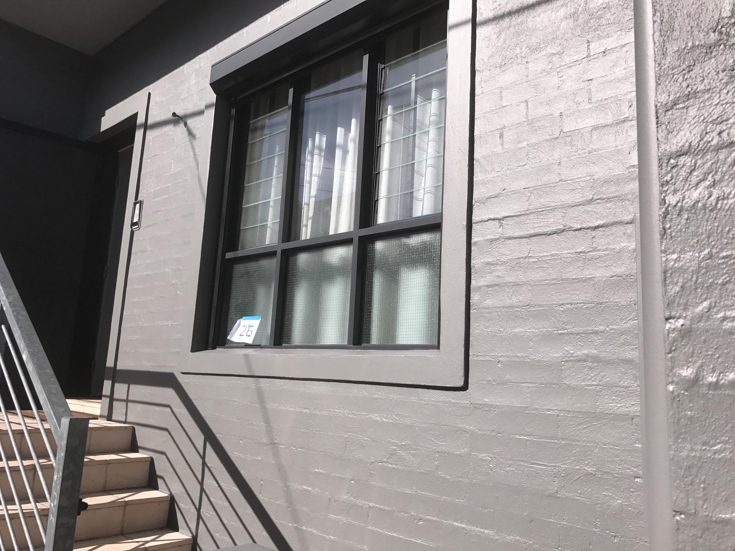 Victorian Terrace exterior/interior, Erskinville