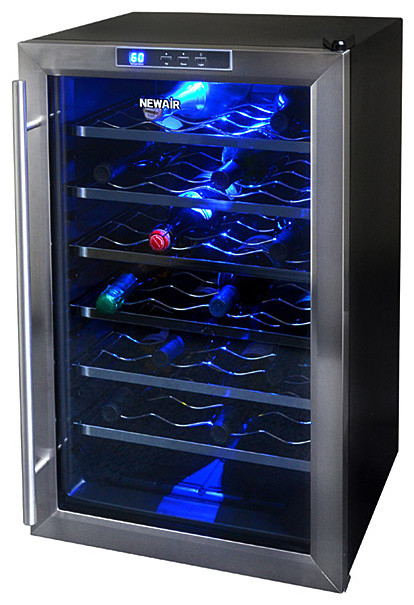 Collier Wine Cooler Contemporary Beer And Wine