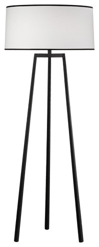 Robert Abbey 2171 Rico Espinet Shinto 1-Light Floor Lamp.