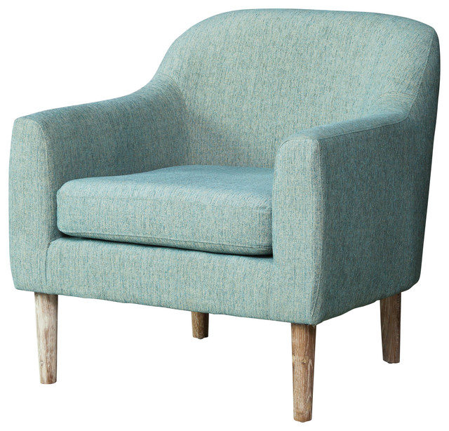 Bellview Fabric Retro Chair Midcentury Armchairs And