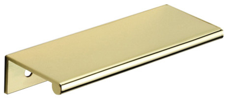 dp3 series 4 tab drawer pull modern cabinet and drawer handle