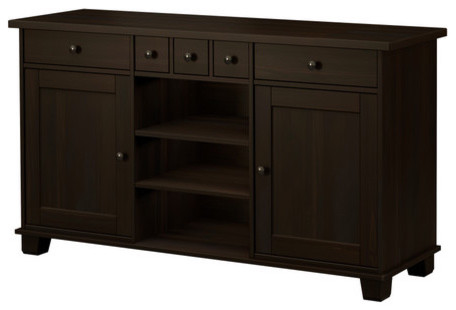 Where Can I Buy The Stornas Buffet In Brown Black Ikea Is Out Of Stock