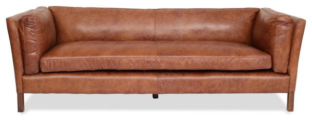 Finley Leather Sofa