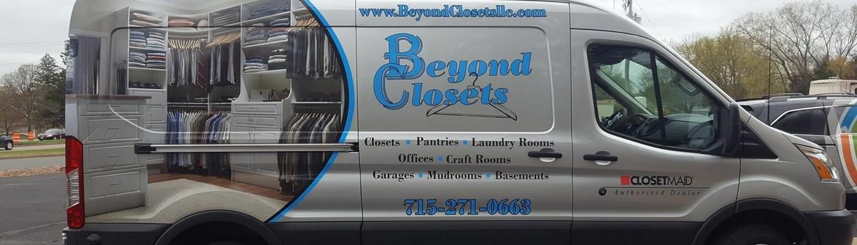 Superbe Beyond Closets LLC   Eleva, WI, US 54738