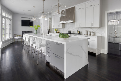 5 Island Countertop Trends To Transform Your Kitchen Academy Marble