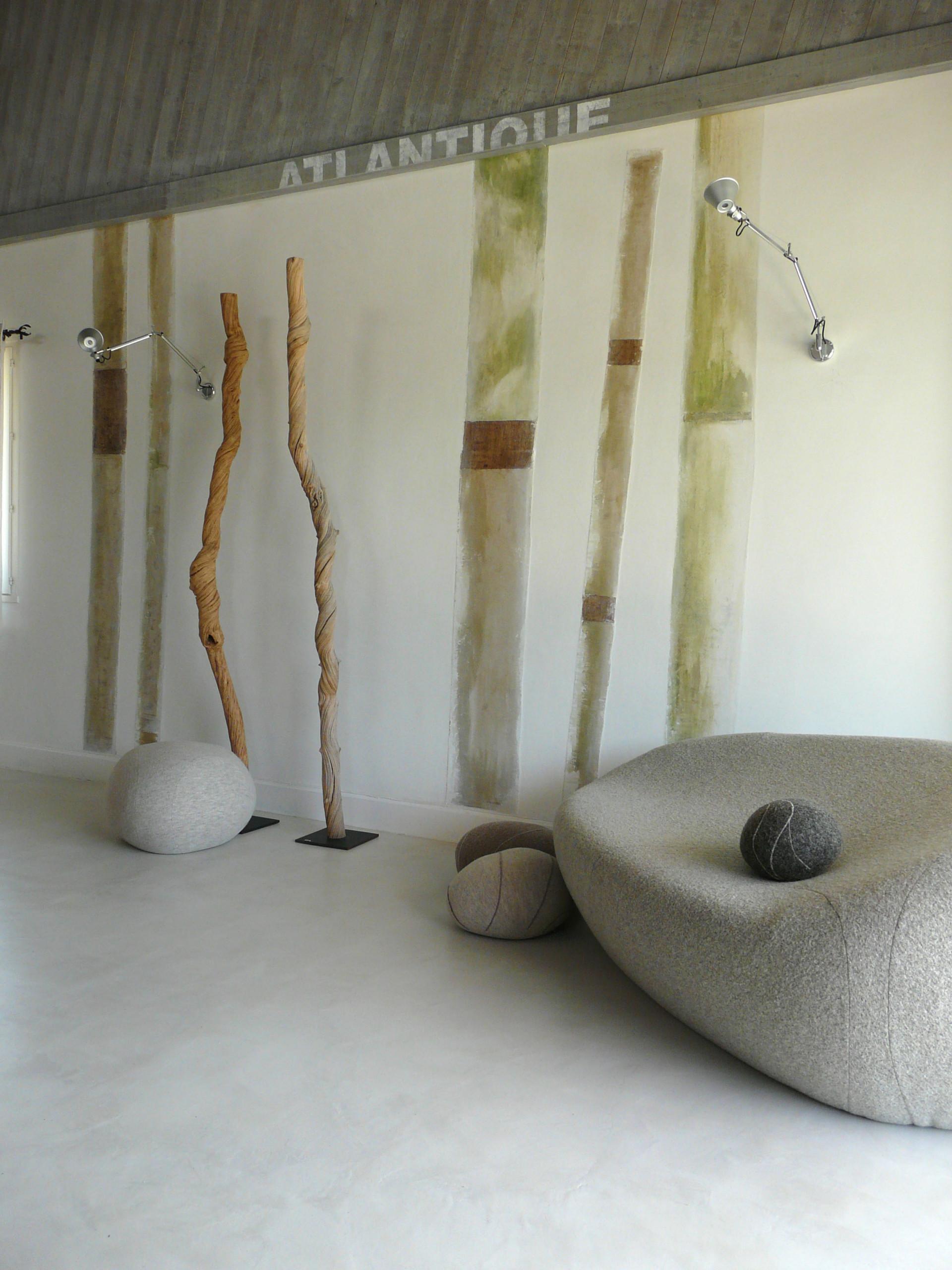 Oeuvres murales/salon