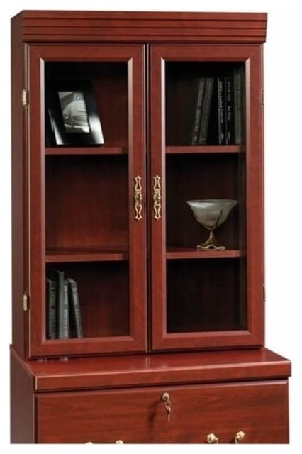 Pemberly Row Lateral File Hutch - China Cabinets And ...