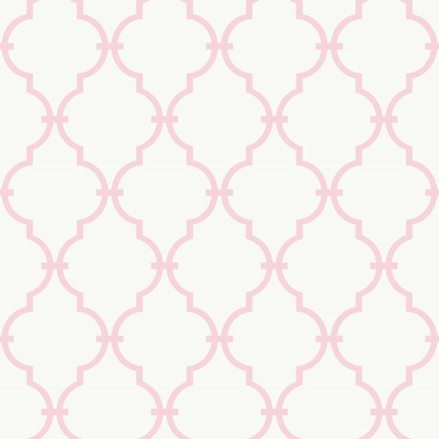 Ys9101 Modern Baby Trellis Kids Girl Diamond Wallpaper