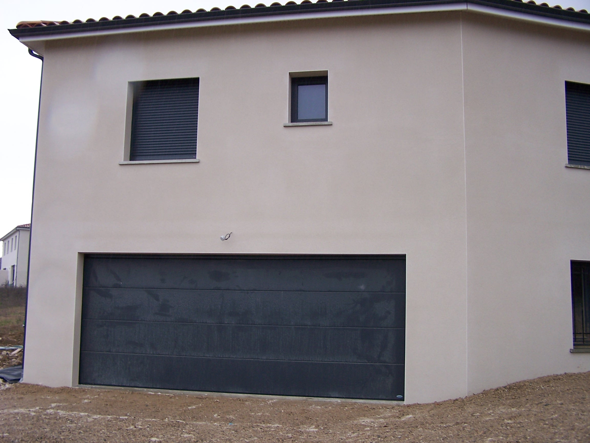 Construction d'une maison à Castelmourou avec sous sol complet