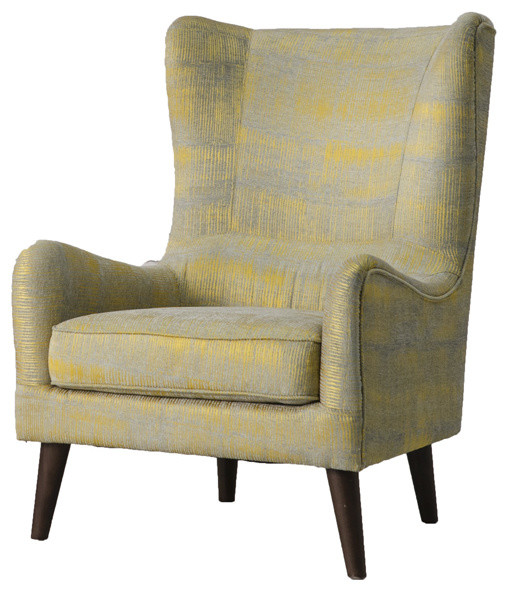 Poppy Traditional Accent Chair