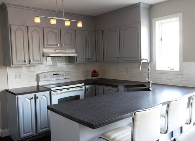 KITCHEN REMODELING - Kitchen - Montreal - by DIR Construction ...