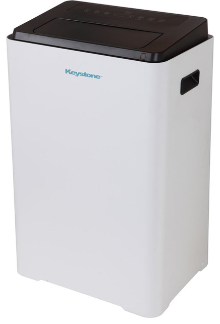 230v Portable Air Conditioner With Lcd Remote Control, Rooms Up To 450-Sq. Ft..