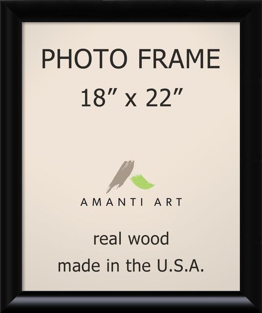 Photo Frame 18 X22 Steinway Black