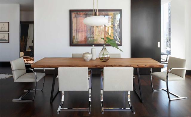 Upper East Side Residence Modern Dining Room New York By Neal Beckste