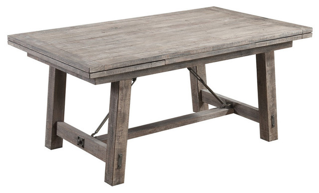 Reclaimed Pine Rustic Dining Table