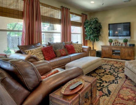 red and brown living room ideas on Red And Brown Living Room   Living Room Designs   Decorating Ideas