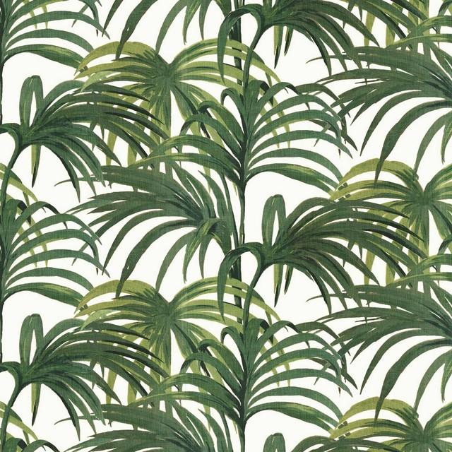 Tapete Palmen dschungelprint und palmenprint im trend 13 tropische tapeten und