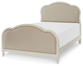 Legacy Classic Kids Harmony Victoria Upholstered Panel Bed, Full