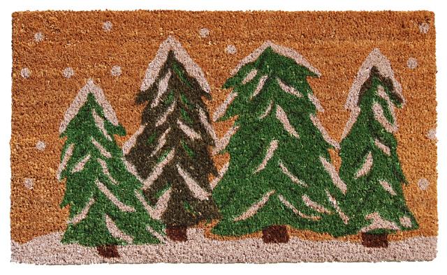 Winter Wonderland Doormat