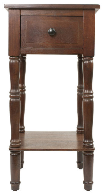 Kimpton Accent Table, Walnut.