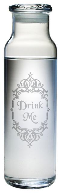 """""""Drink Me"""" Water Bottle"""