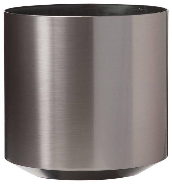 Cylinder Plant Container Contemporary Indoor Pots And