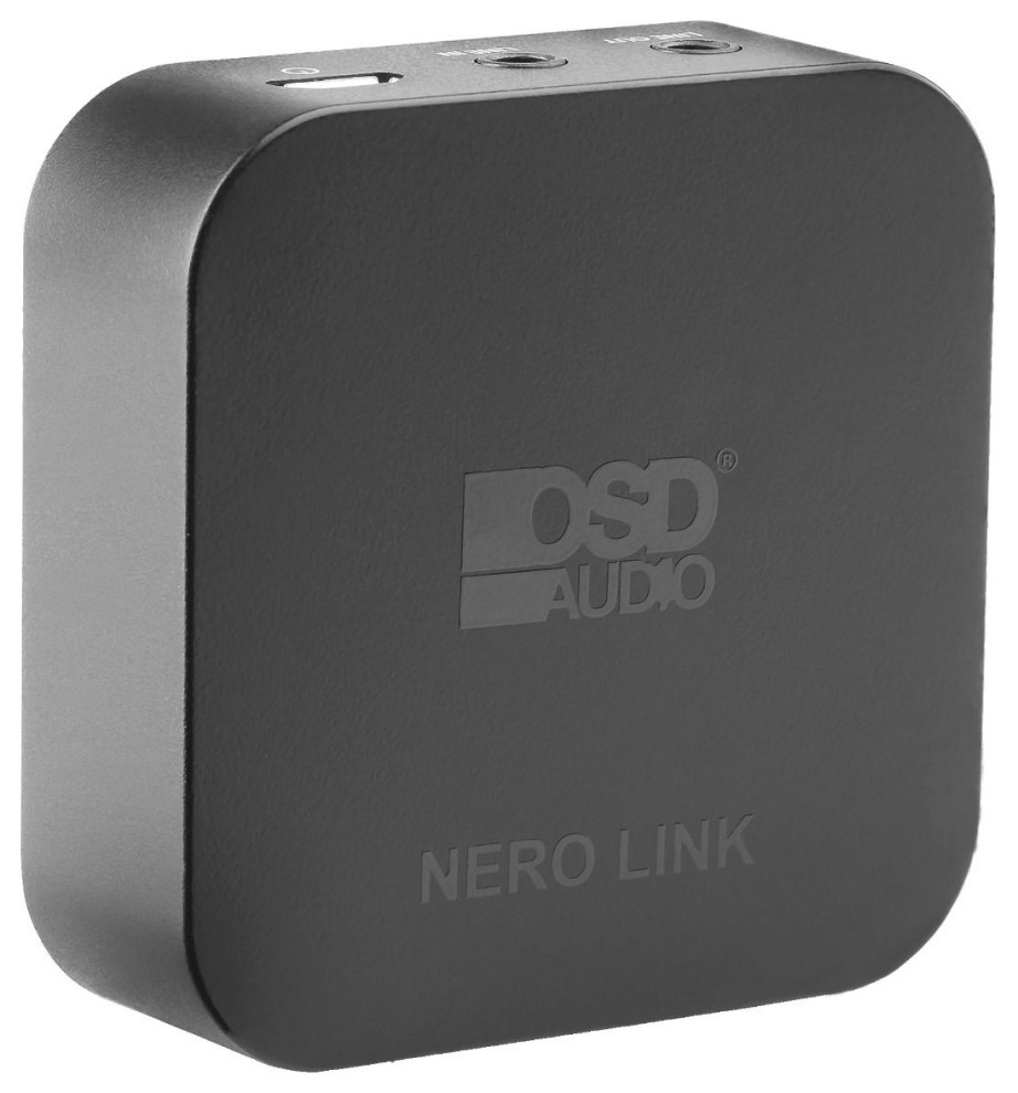 OSD Audio 200W Class D Stereo Power Amplifier Nero Stream 2 Channel WiFi//Bluetooth with Remote//App