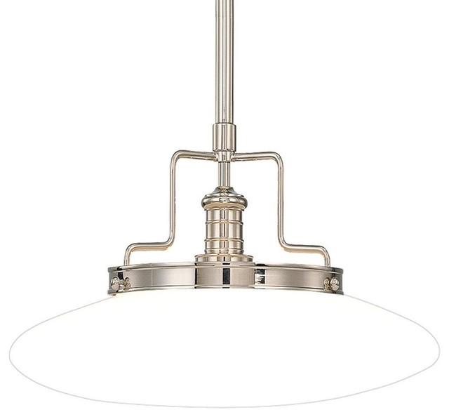 Hudson valley lighting beacon transitional pendant light for Hudson valley interior design