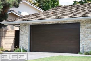 Mid Century / Modern Style Garage Doors & Garden Gates in ECO-Friendly Materials - Modern ...