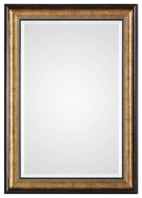 Uttermost Madeley Plastic and MDF Mirror