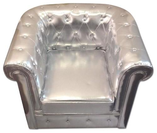 Modani Silver Chair