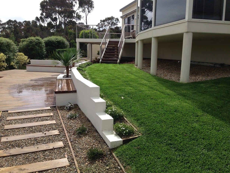 Binalong Bay Full Garden Makeover
