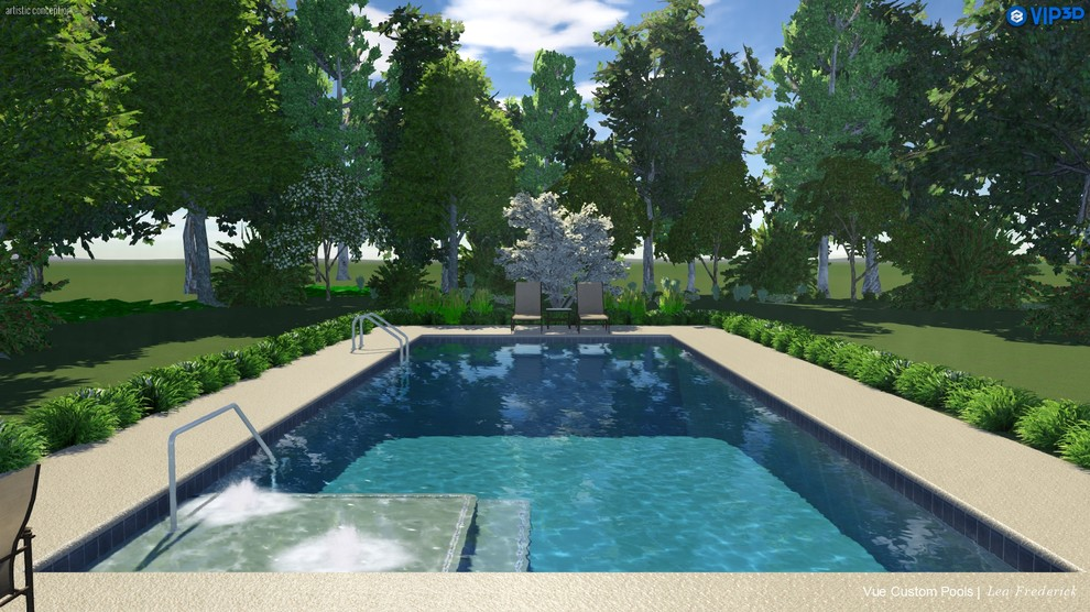 3D Software Rendering can really help visualize the final project