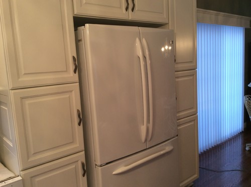 Counter Depth Refrigerator Contractor Errors