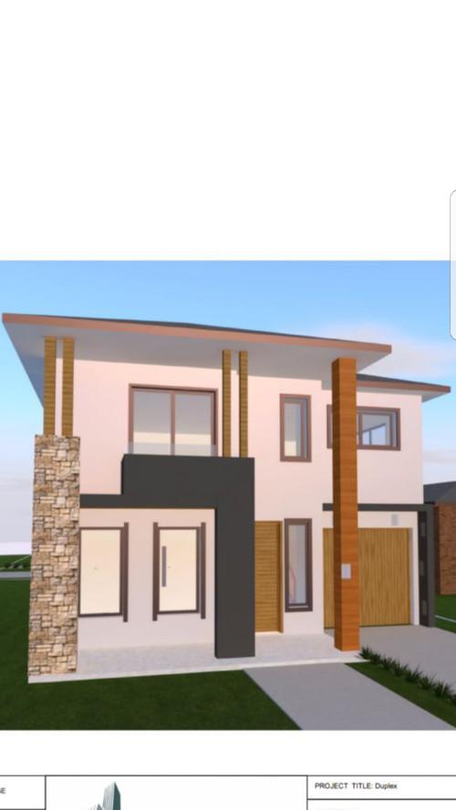 Exterior design for Exterior design company