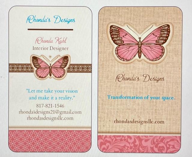 Rhonda's Designs LLC
