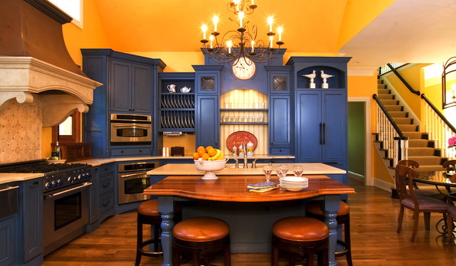 Anchorage home traditional kitchen louisville by for Anchorage kitchen cabinets