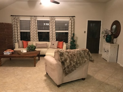 I Am In Need Of Two Accent Chairs Good For Pets Which Does Not Show Marks Easily A Rug Small End Table New Pillows Any Ideas To Bring This Room