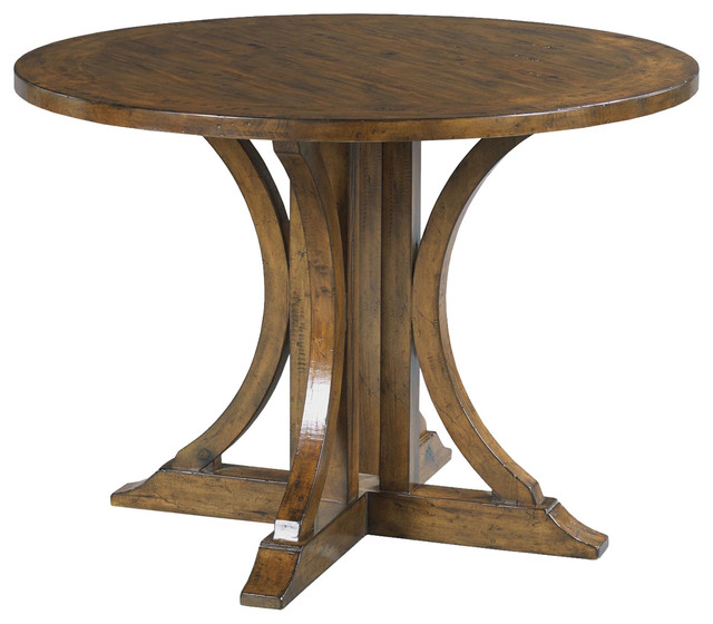 Games Table Woodbridge Sonoma Round Traditional Game