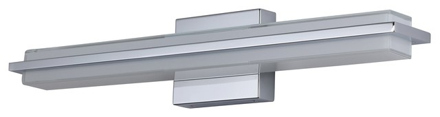 "Dario LED 24"" Vanity Bar, Chrome"