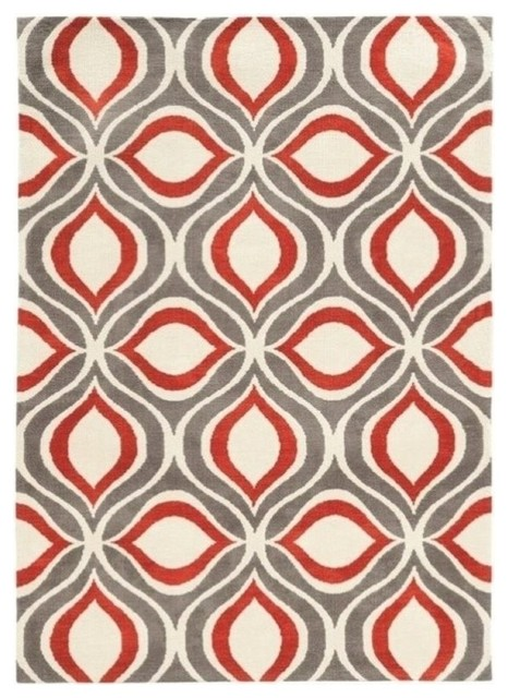 red area rugs 5x7 collection hand tufted rug gray 8x10 amazon
