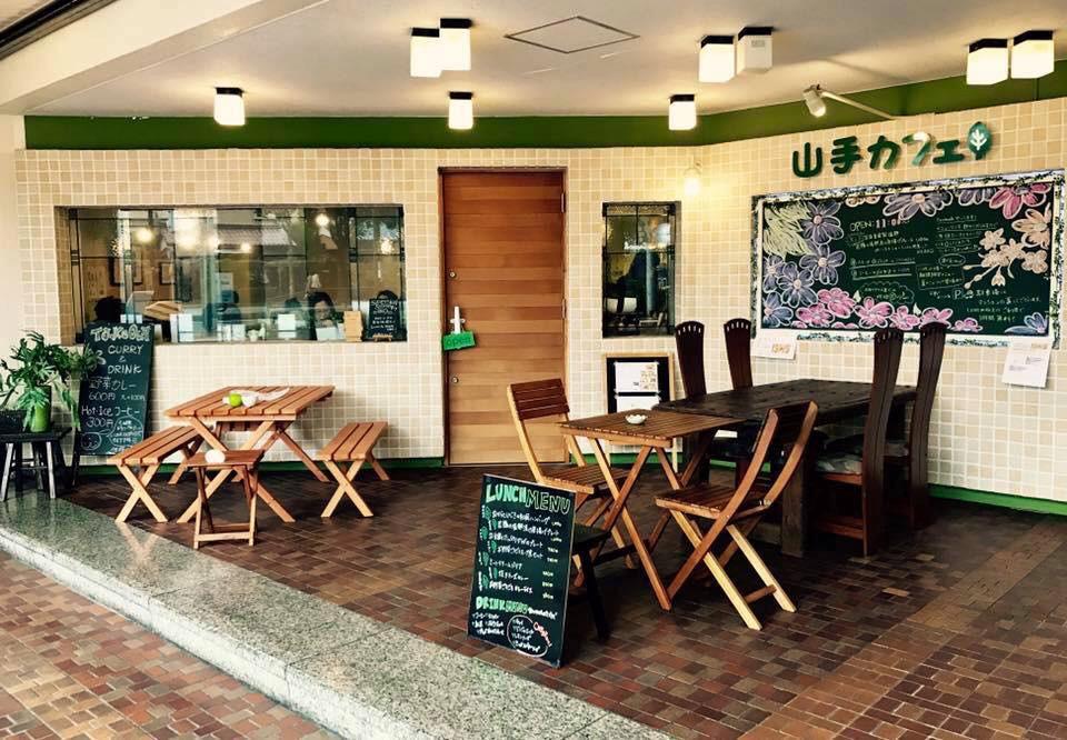 店舗リノベーション 山手カフェ