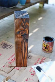 Holzmaserung Hervorheben holz beizen die besten tipps