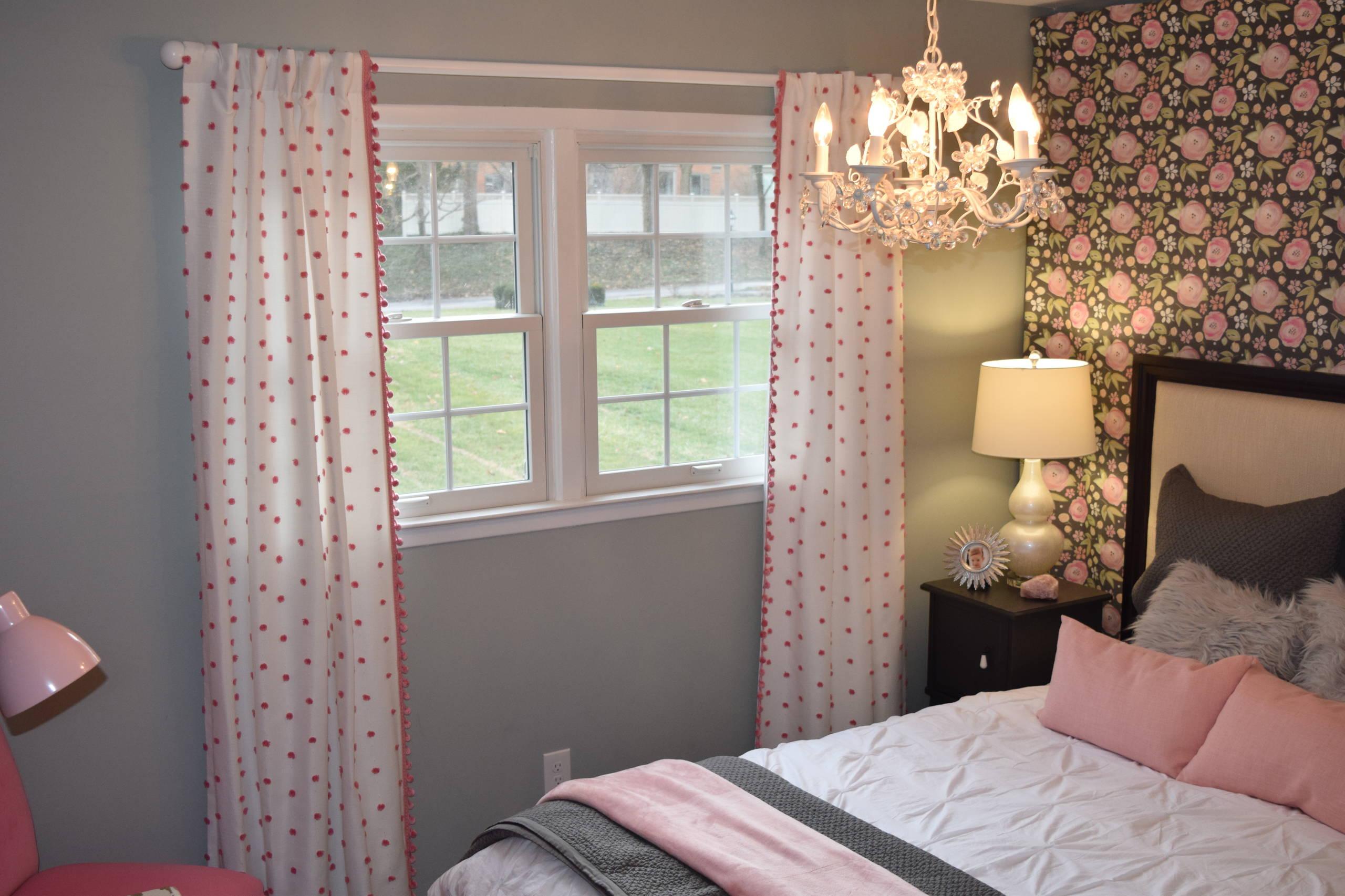 Pink Chic Bedroom
