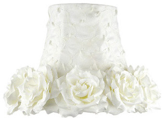 Maura Daniel Floral Shade traditional children lighting