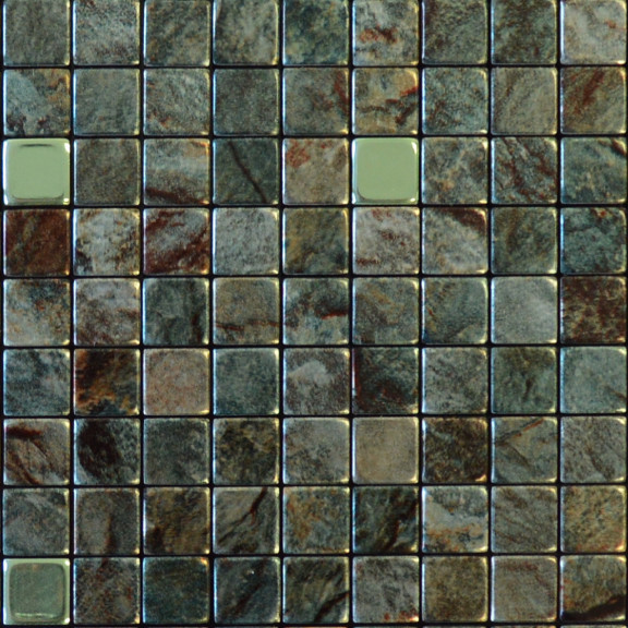Peel And Stick Backsplash Tile Quot Camo Quot Sample