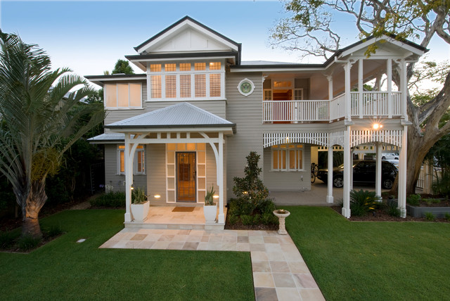 Exterior Facades Traditional Brisbane By Homes4living