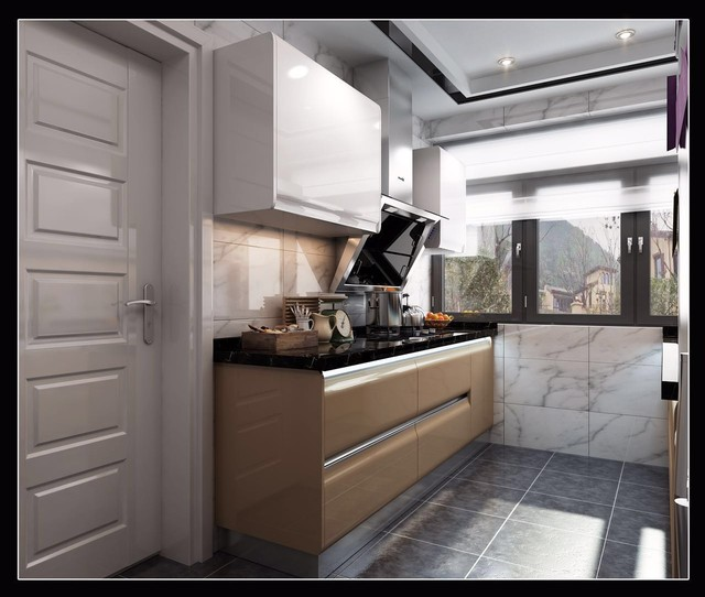 Modular Kitchen - package for 4-room HDB/BTO