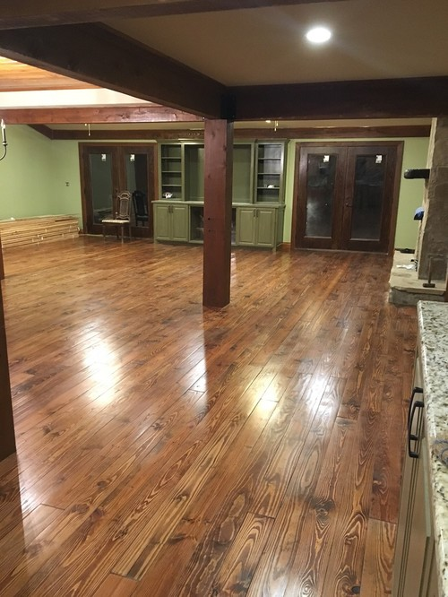 ... Longleaf Alabama Pine Flooring And Yes We Call Our #2 Grade, #2 Knotty  Pine; But All You Need Do Is Take One Glance At Our Flooring And You  Understand ...