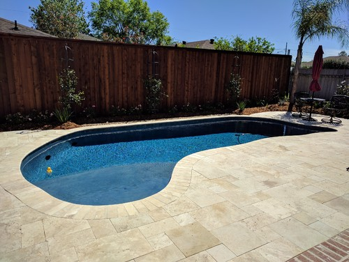 Do you regret or wish you had a tanning ledge for Pool design regrets